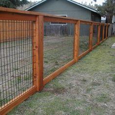 b2c33f73c621fd473256665cda55efb1--diy-fence-diy-hog-panel-fence
